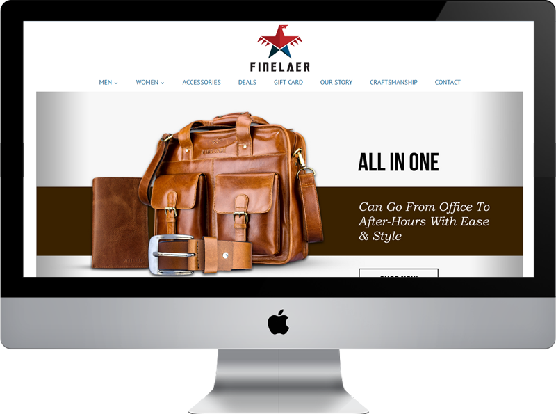 E-retail Online Store