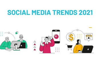 The Top 6 Social Media Trends of 2021 [Infographic]